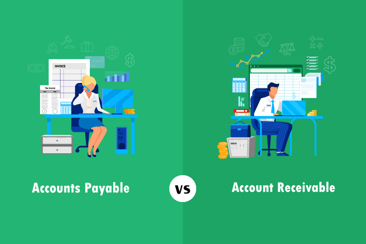 Accounts Payable vs Account Receivable -  The Complete Difference